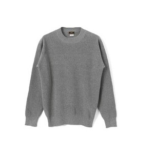 UR FSC JP LINEN COTTON RIB KNIT【アーバンリサーチ/URBAN RESEARCH ニット・セーター】
