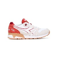 Diadora - lace-up sneakers - men - レザー/スエード/ナイロン/rubber - 9.5
