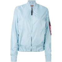 Alpha Industries - bomber jacket - women - ナイロン/ポリエステル - L