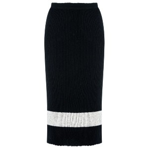 Gig - ribbed knit midi dress - women - Polyimide - G