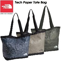 THE NORTH FACE【ノースフェイス】Tech Paper Tote Bag【テックペーパートートバッグ】トートバッグ / NM81723