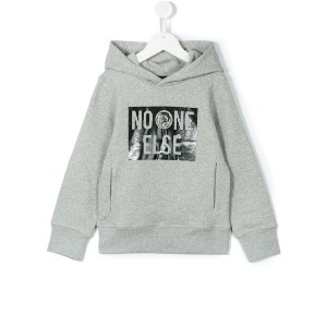 Diesel Kids - No One Else パーカー - kids - コットン - 6歳