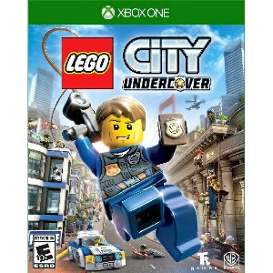 XboxONE LEGO City Undercover(レゴシティ アンダーカバー北米版)〈Warner Home Video Games〉[新品]