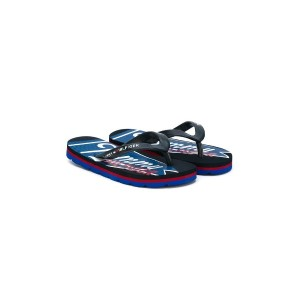 Tommy Hilfiger Junior - プリント フラットサンダル - kids - rubber - 31