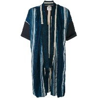 Forte Forte - denin kaftan coat - women - コットン - 0