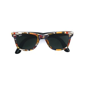 Ray-Ban - Wayfarer special series #9 sunglasses - unisex - アセテート - 50