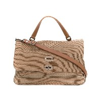 Zanellato - medium Ischia tote - women - レザー - ワンサイズ