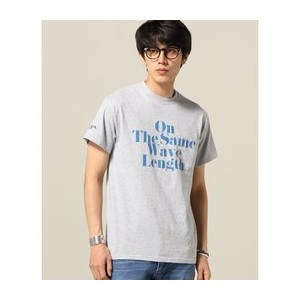 THE DAY ON THE BEACH / ザディオンザビーチ : Wave Length【ジャーナルスタンダード/JOURNAL STANDARD Tシャツ・カットソー】