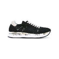 Premiata - lace-up sneakers - women - ナイロン/rubber - 36