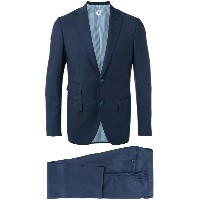 Caruso - two piece formal suit - men - ウール/キュプロ/ビスコース - 50