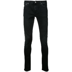 Nudie Jeans Co - skinny Lin jeans - men - コットン/スパンデックス - 32/34