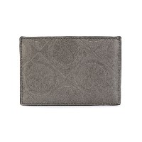 Salvatore Ferragamo - logo embossed cardholder - men - カーフレザー - ワンサイズ