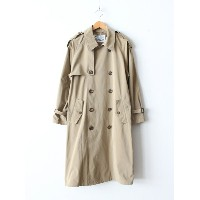 BUENA VISTA|TRENCH COAT #BEIGE (16AW-OUT-04)