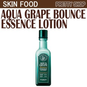 ★SKINFOOD★[L] Aqua Grape Bounce Essence Lotion(120ml)
