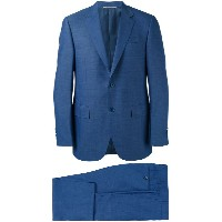 Canali - two piece suit - men - キュプロ/ウール - 52
