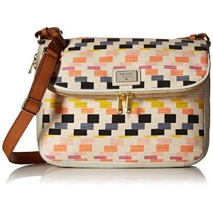 [Direct from USA] Fossil Preston Flap Cross Body