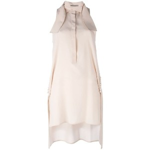 Ermanno Scervino - sleeveless blouse - women - シルク - 44