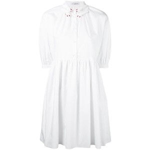 Vivetta - shirt dress - women - コットン - 38