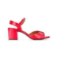 Chie Mihara - chunky heel sandals - women - レザー/rubber - 37