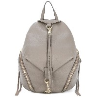 Rebecca Minkoff - small dogclip backpack - women - コットン/レザー - ワンサイズ