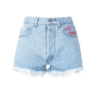 Forte Couture - Bella shorts - women - コットン - 28