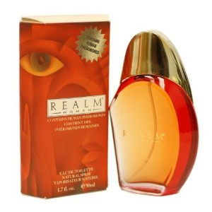 [アメリカ直送]Realm Erox Corporation Eau De Toilette Spray 1.7 Oz