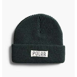 (ポーラー) POLER WORKER MAN BEANIE 615002 [Dark Green(DKG)] [並行輸入品]