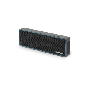iina-style Bluetooth ワイヤレス スピーカー ポータブル 15時間連続再生 防水 IPX4 Bluetooth4.1 iPhone Android AUX IS-BTSP03X