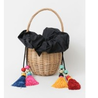 UR PIPPICHIC FRILL BASKET 5【アーバンリサーチ/URBAN RESEARCH その他(バッグ)】