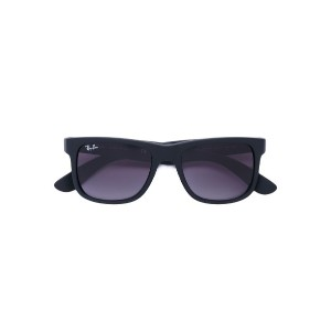 Ray Ban Junior - squared frame sunglasses - kids - アセテート - ワンサイズ