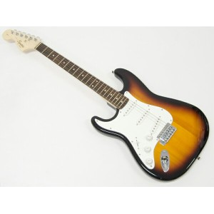 SQUIER ( スクワイヤー ) Affinity Stratocaster LH(BSB)【左用 ストラトキャスター by フェンダー】【310620532】【ペダルチューナー プレゼント 】...
