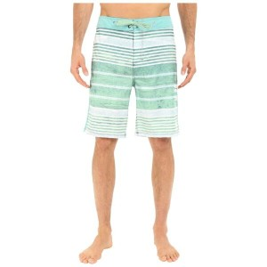 "ハーレー Hurley メンズ 水着 ボトムのみ【Phantom Hightide 21"" Boardshorts】Enamel Green"
