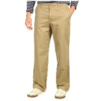 ドッカーズ Dockers Men's メンズ ボトムス カジュアルパンツ【Saturday Khaki D3 Classic Fit Flat Front】New British Khaki