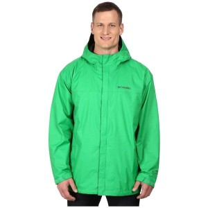 コロンビア Columbia メンズ アウター コート【Watertight II Jacket - Extended】Fuse Green