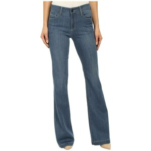 パーカー スミス Parker Smith レディース ボトムス ジーンズ【Felicity Flare Jeans in Coastal Breeze】Coastal Breeze