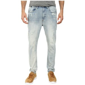 ジースター G-Star メンズ ボトムス ジーンズ【Type C 3D Super Slim in Gaty Stretch Denim Light Aged Destroy】Gaty...