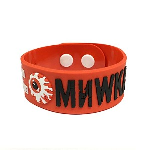 ミシカ MISHKA DESTROY RUBBER BAND(RED)