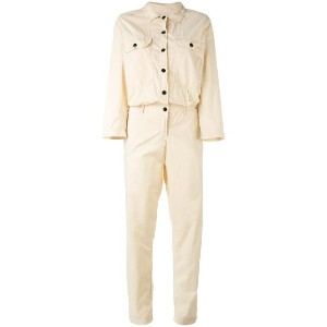 Bellerose - utility jumpsuit - women - コットン - 3