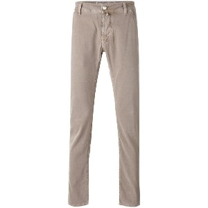 Jacob Cohen - straight-leg trousers - men - コットン/スパンデックス - 35