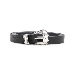 Cmmn Swdn - classic belt - men - レザー - ワンサイズ