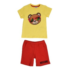 MOSCHINO BABY セット イエロー