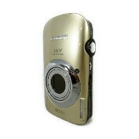 【中古】 Canon キヤノン IXY DIGITAL 510 IS ブルー IXYD510IS BL N2415854