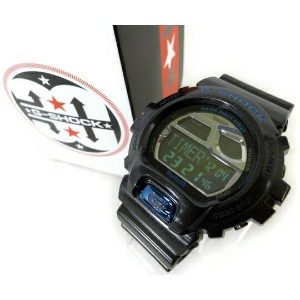 【中古】 CASIO G-SHOCK 30周年記念 限定モデル GB-6900AA-A1JR Bluetooth 対応 N2407243
