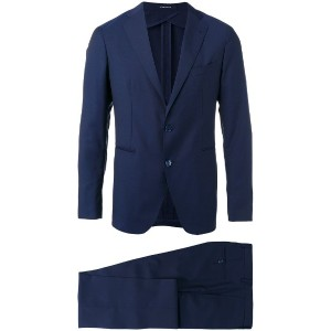 Tagliatore - wool two piece suit - men - キュプロ/バージンウール - 50