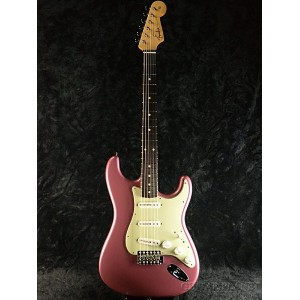 Fender Custom Shop 2015 NAMM LIMITED TBC 1960 Stratocaster N.O.S. -Burgundy Mist Metallic- 新品...