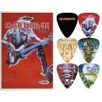 IRON MAIDEN - IRON MAIDEN - 6 PACK PICKS vol.2/ ピック/ 【公式 / オフィシャル】
