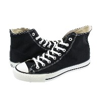 [コンバース]CONVERSE CANVAS ALL STAR J HI BLACK 【MADE IN JAPAN】