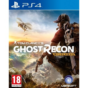 Tom Clancy's Ghost Recon: Wildlands (PS4) - Imported
