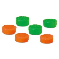 TYR(ティア) YOUTH MULTI-COLORED SILICONE EAR PLUGS LEPY マルチ FREE