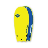 """SOFTECH SURFBOARDS ROCKET ATTACK 52"""" YELLOW HAND SHAPED SOFTBOARD ソフテック サーフボード ソフトボード"""